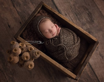 Wrap Set for The Newborn Photography Baby Photography NewbornShooting