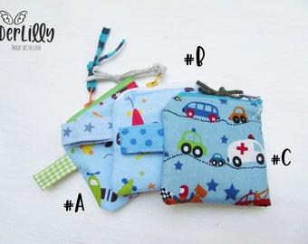 Mini Wallet Mini Bag Medicine Bag Paving Bag Mini Pharmacy Airplanes or Vehicles