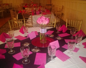 gorgeous centerpiece for wedding or event