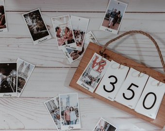 Custom Countdown Calendar