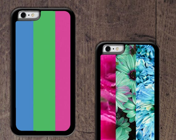 Polysexual phone case