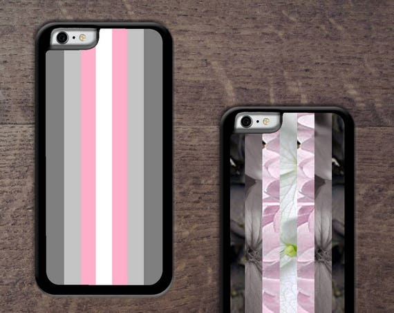 Demigirl flag phone case
