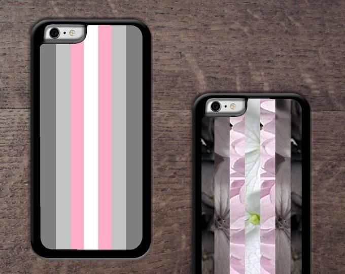 Demigirl flag phone case