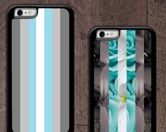 Demiboy flag phone case