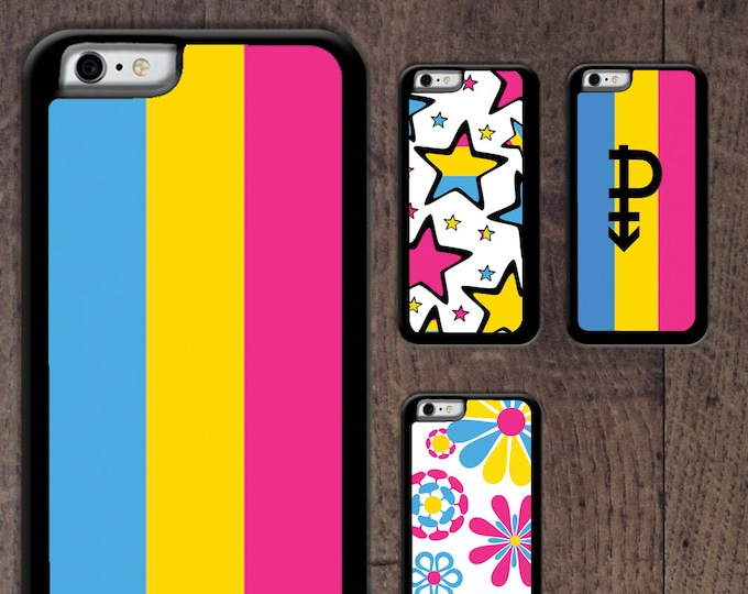 Pansexual Pride Phone case