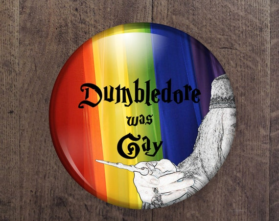 Dumbledore button