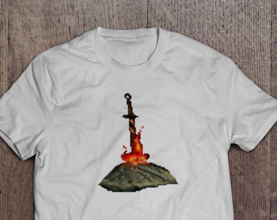 Dark Souls Pixel T-shirt