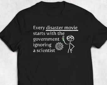 Disaster Movie T-shirt