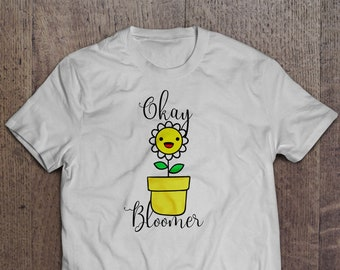 Ok Bloomer  T-shirt