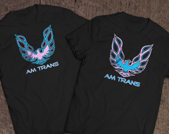 Am Trans Transgender T-shirt