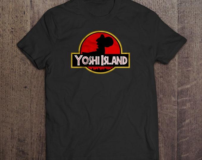 Yoshi Island T-shirt