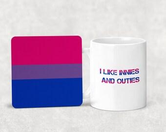 Innies Outies Mug
