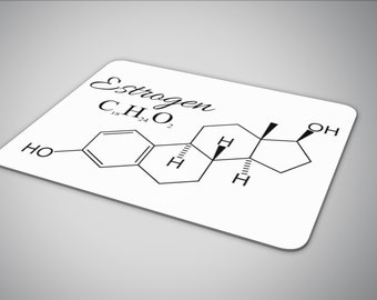 Estrogen mouse pad