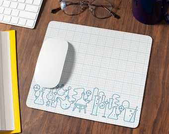 Chemistry mouse pad