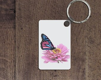 Transbutterfly key chain