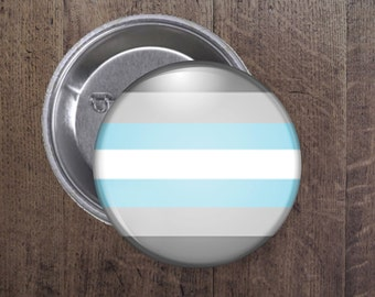 Demiboy button