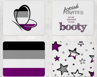 Asexual mousepad collection