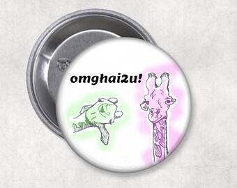 omghai2u button