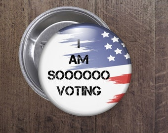 I am sooooo voting