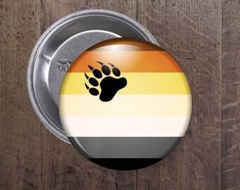 Bear Pride Button