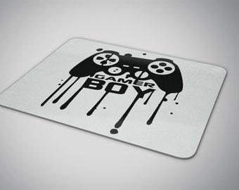 Gamer Boy mouse pad