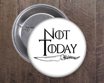 Not today button