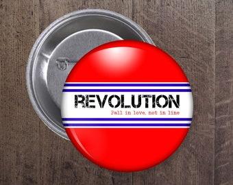 Revolution button