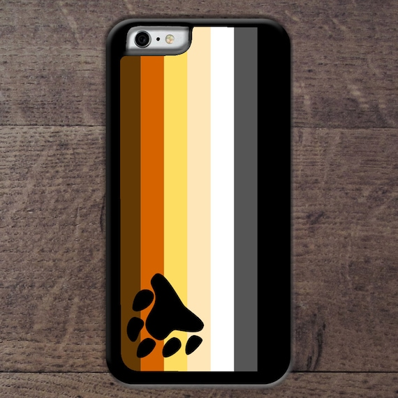 Bear Flag Phone case