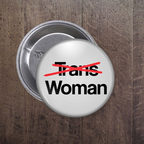 TransWoman Button