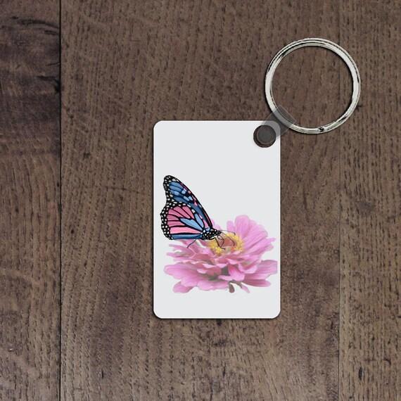 Transbutterfly key chain