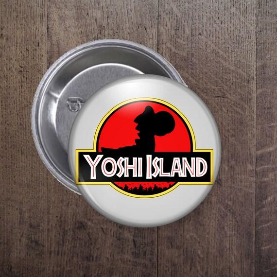 Yoshi Button