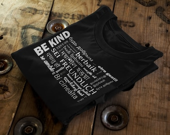 Be Kind  T-shirt