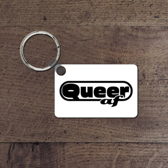 QAF key chain