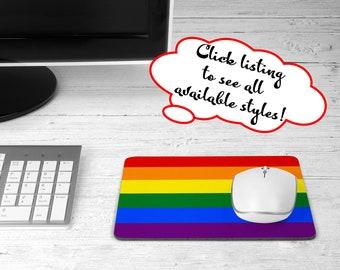 LGBT Pride mouse pad