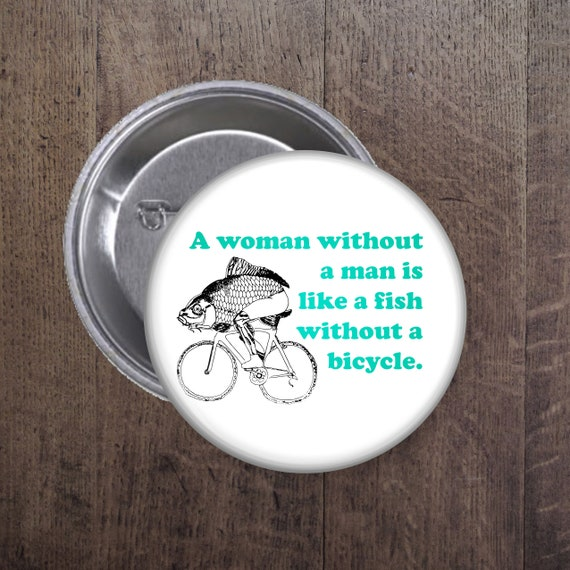 A fish without a bicycle