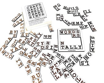 Pocket Word Puzzles Brainteasers