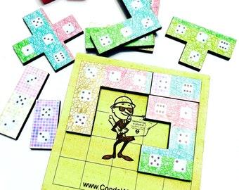 Condowinium - Tetris-Like Stacking Game with Polyominoes