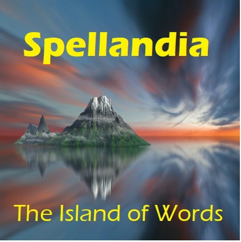 Spellandia  The Island of Words  Hidden Word Search Game image 0