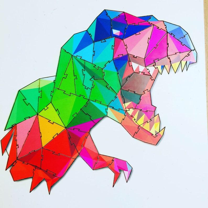 Dinosaur Puzzle image 0
