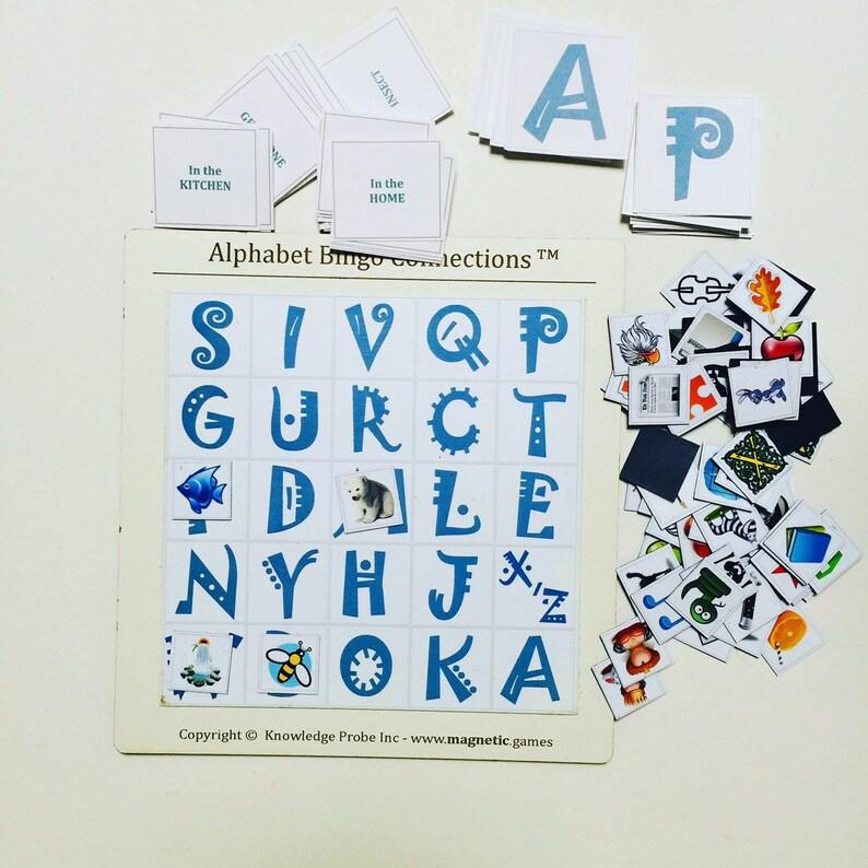 BXNGO  Contextual Bingo  Literacy Game image 0