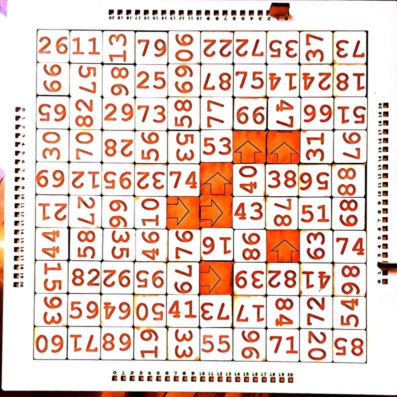 NUMOPOLY  A Strategic Game using Numbers and Mathematical image 0