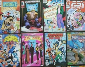 Books   Comics   Records