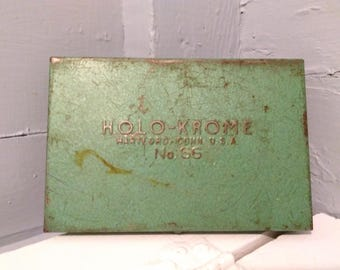 Allen Wrenches Hex Wrenches with Case Holo Krome No 66  Hartford Conn USA Collectibles Tools Mechanics Photo Prop RhymeswithDaughter