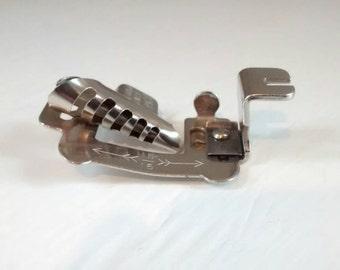 Vintage Greist Binder Sewing Machine Parts Sewing Machine Attachment Foot RhymeswithDaughter