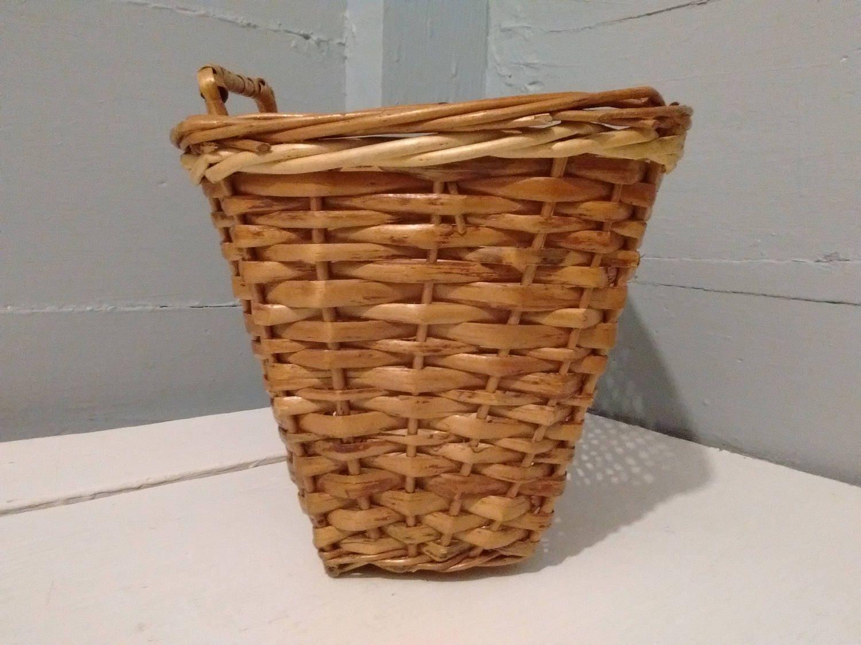 sale, basket, wicker, rectangle, hanging, kitchen decor
