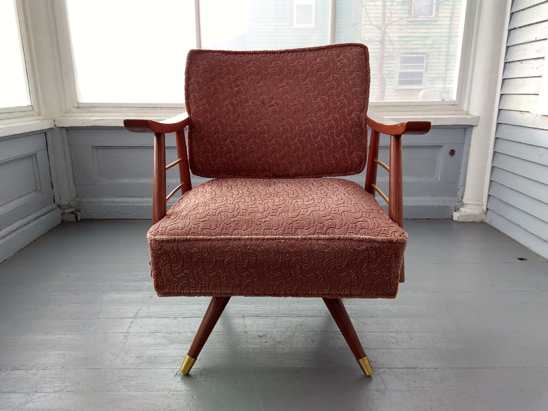 Sofa Chair Rocking Chair Swivel Chair Danish Modern Arm