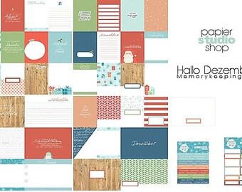 076-Hello December kit Digital