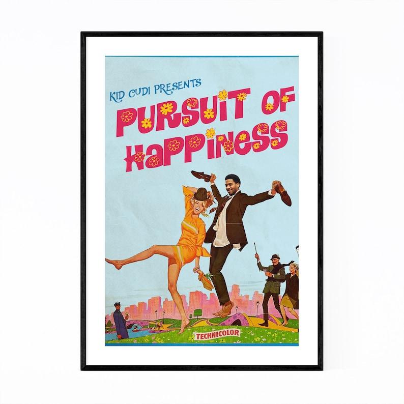 Kid Cudi Rapper Stars Art Silk Poster 12x18 24x36