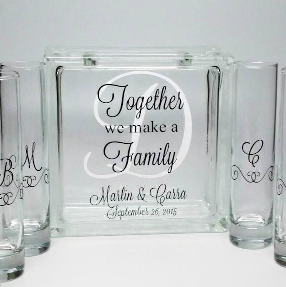 blended family wedding ceremony