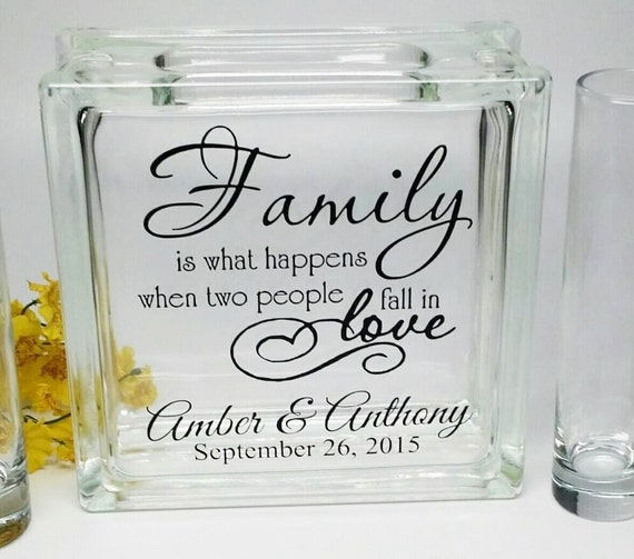 Personalized Wedding Ceremony Ideas: Blended Family Wedding Sand Ceremony Personalized Beach